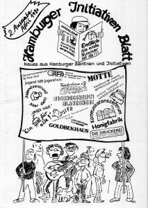 """Motte, 03 Hamburger Initiativen Blatt_Nr 2_April 1980"